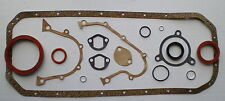 BOTTOM END GASKET SET FITS BMW 320 323 325 520 525 Z1 M20 1977-92 SUMP PAN