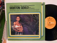 MORTON GOULD Jungle drums and other lecuona's evergrenns GL 42555