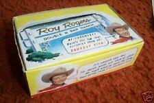 ROY ROGERS near Mint 50's Empty YO YO Original BOX