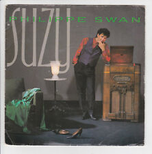 """PHILIPPE SWAN Vinyle 45 tours SP 7"""" SUZY - CHERE MICHELE -PHILIPS 87485 F Réduit"""