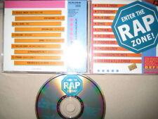 CD Enter The Rap Zone Hip Hop ERSTPRESSUNG Stetsasonic Spoonie Gee EPMD MC Duke