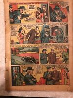 Action Comics #31 Unrestored Early Golden Age Superman DC Comic 1940