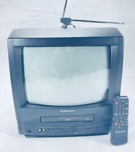 """Emerson EWC1301 13"""" TV VCR Combo Remote"""