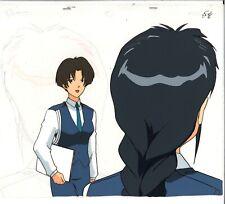 You're Under Arrest (Taiho Shichau zo) - Cel Production Animation Art with Douga
