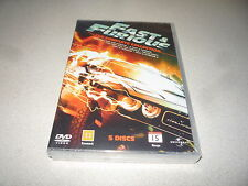 fast & furious the complete collection dvd boxset brandneu und versiegelt