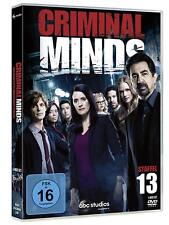 Criminal Minds Komplette Season Staffel 13 [5x DVD] *NEU* DEUTSCH Dreizehn