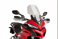PUIG TOURING SCREEN DUCATI MULTISTRADA 950 17-18 CLEAR