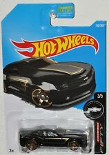 Hot Wheels 2017 #180 Camaro Fifty 50th #3 2013 Chevy Camaro Special Edition MOC