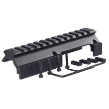 Tactical Low Profile Universal Rail Scope Mount For Hk-91 H&k Rifles Airsoft