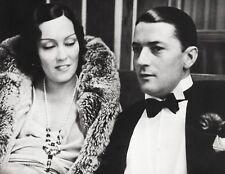 1930/66 Vintage GLORIA SWANSON Husband Michael Farmer 11x14 ~ ALFRED EISENSTAEDT