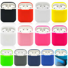 Mini Silicone Shock Proof Protective Cover Case For Apple AirPods Earphone Cover