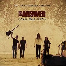 THE ANSWER - RISE - 2CD LTD. ED. NEW SEALED 2016 DIGIBOOK