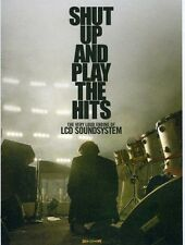 Shut Up and Play the Hits (2012, DVD NEUF) WS3 DISC SET