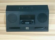 ALTEC LANSING iMT325 COMPACT SPEAKER DOCK W/POWER ADAPTER --TESTED/WORKING