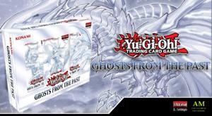 Konami - Yu-Gi-Oh - Ghosts From the Past Tuckbox - German 1. Edition - New