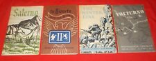 World War II U.S. War Dept. Book Printings (For Military Personnel Only)