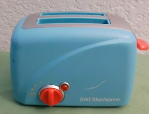 Just Like Home Toy Toaster  Lights Up With Sounds