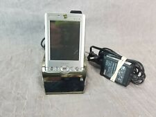 Dell Axim X30 Pocket Pc Model: Hc02U w/ Docking Station Untested