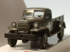 Busch Dodge Power Wagon, US Military Pick-up - 44037 - 1:87