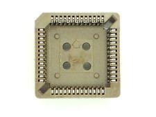 1x versión IC PLCC socket 52 pines printmontage (PLCC 52, 2,54mm) l331