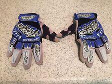 Vintage Pro Grip Motocross Off Road Gloves