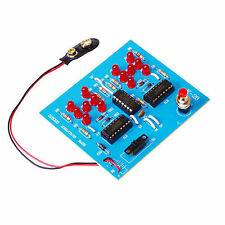 Elenco K-28 RANDOM LED CHASER / Pocket Dice DIY KIT