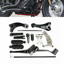 Forward Controls Shift Foot Pegs Levers Linkages For Harley Sportster 1200 883