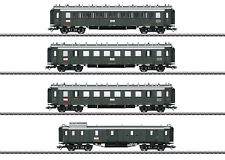"""Märklin 41354 Set de vagones Tren """"pfalzbahn"""" 4 Piezas # NUEVO EN EMB. orig. #"""