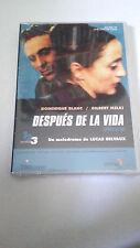 """DVD """"DESPUES DE LA VIDA (APRES LA VIE)"""" PRECINTADA LUCAS BELVAUX DOMINIQUE BLANC"""