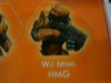 Infinity Wu Ming HMG Yu Jing metal new