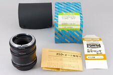 "#1391 ""Exc++++"" Kenko Extension Tube Set 12mm,20mm,36mm for Canon FD JAPAN"