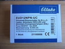 Eltako EUD12NPN-UC Universal Stromstoß-Dimmschalter