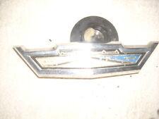 1962 ford hood emblem