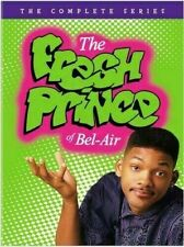 Fresh Prince of Bel-Air: The Complete Series (DVD, 2017, 22-Disc Set)