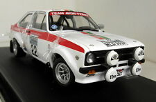 Sunstar 1/18 Scale 4459 Ford Escort RS1800 RAC Rally 1976 #22 diecast model car