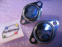 2N1666 Generic Germanium Ge PNP Power Transistor - NOS Vintage Qty 2