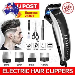 Hair Clipper Beard Trimmer Electric Shaving Razor Barber Cutting Haircut Machine