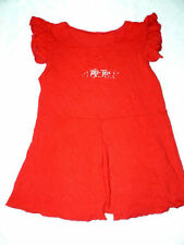 Größe 122 T-Shirts für Mädchen ohne Muster