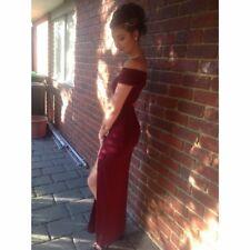 ASOS Formal Red Dress Size 8