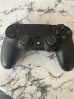 Sony Playstation Dualshock 4 Wireless Controller Black Excellent Condition