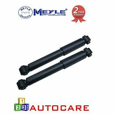 MEYLE - SMART 450 42 CABRIO ROADSTER REAR SHOCK PAIR