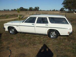 Holden hz v8 wagon