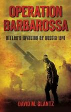 Operation Barbarossa: Hitler's Invasion of Russia 1941-ExLibrary