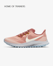Nike Air Zoom Pegasus 36 Trail Pink Quartz Canyon Pink Girls Women's Trainers