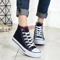 High Top Casual Canvas Athletic Women Men ALL Sports Ox  outdoor Sneakers full