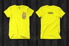 Lyrical Lemonade Logo Merch T-Shirt Men's Music Rap Hip Hop Gildan Clothing
