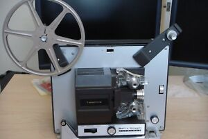 Vintage BELL & HOWELL 356 AUTOLOAD SUPER 8 Film Projector