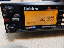 Uniden Bearcat Bct8 TrunkTracker Iii Military Government Scanner Nascar Edition