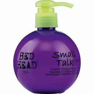 NEW!!! BED HEAD TIGI SMALL TALK THICKIFIER HAIR STYLER ENERGIZER 8 OZ THICKENER