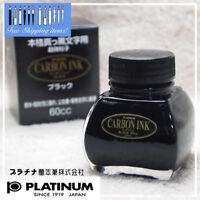 Platinum Carbon ink INKC-1500 #1 Bottle Ink Black 60cc Made in Japan